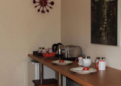 B&B Orange apt Sheffield Beach kitchen
